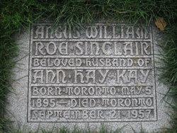 Angus William Roe Sinclair