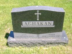 Ann P. <i>Alamshaw</i> Aghakan