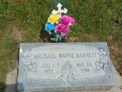 Michael Wayne Barnett