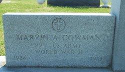 Marvin Aaron Cowman