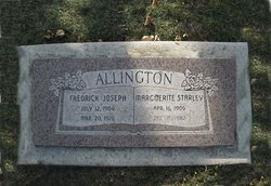 Mary Marguerite <i>Starley</i> Allington