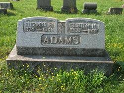 Susanna R Adams