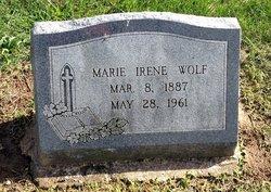 Marie Irene Wolf