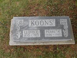 Pearl Abbie <i>Ropp</i> Koons