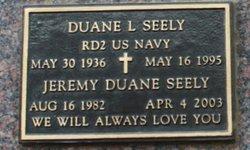 Duane Leonard Seely