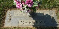 Harold Marvin Cherry