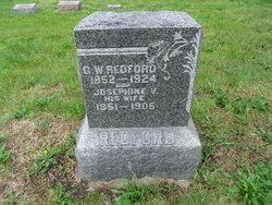 Josephine Virginia <i>Parker</i> Redford