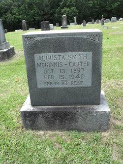 August Smith <i>McGinnis</i> Carter