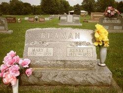 Mary Elizabeth <i>Best</i> Beaman