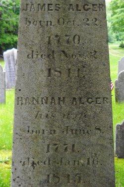 Hannah <i>Bassett</i> Alger