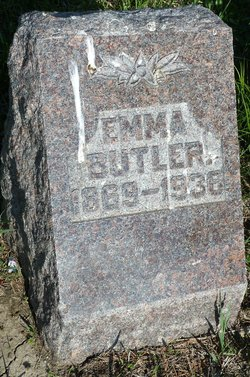Emma S Emmie <i>Baggerly</i> Butler