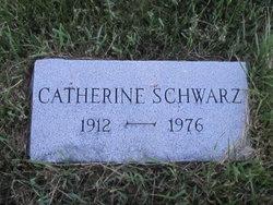Catherine E. <i>Gallagher</i> Schwarz