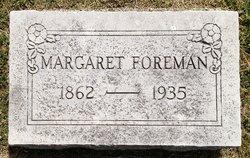 Margaret <i>Anderson</i> Foreman