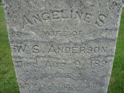 Angeline Susan <i>Dent</i> Anderson