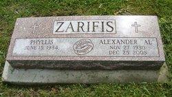 Alexander Peter Al Zarifis