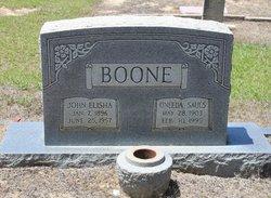 Carrie Oneeda <i>Sauls</i> Boone