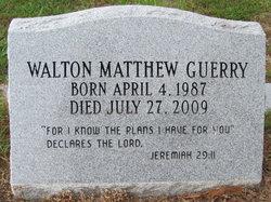 Walton Matthew Guerry