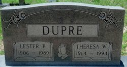 Lester P. Dupre
