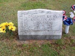 Kathleen Ann Kathy LeTourneau