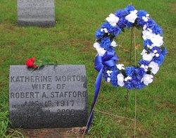 Katherine <i>Morton</i> Stafford
