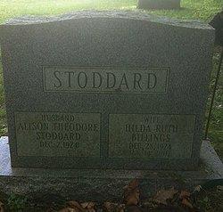 Hilda Ruth <i>Billings</i> Stoddard