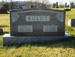 Zelta Blanche <i>Rothrock</i> Boldt