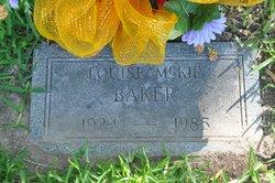 Louise <i>McKie</i> Baker