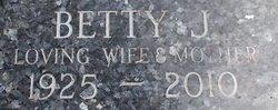 Betty Jo <i>McElhiney</i> Livgren