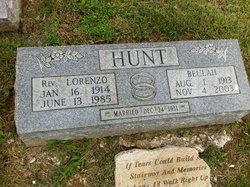 Alice Beulah <i>Wilson</i> Hunt