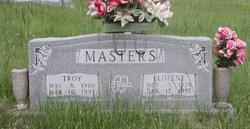 Elozene <i>Allen</i> Masters