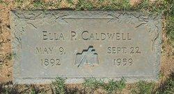 Ella <i>Ponder</i> Caldwell