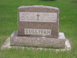 Jeremiah O. Jerry Sullivan