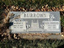 Herbert C Burrows