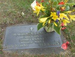 Walter Carlisle Bailey