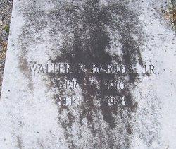 Walter Franklin Barton, Jr