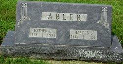 Harold Joseph Abler