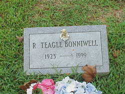 Reginald Thomas Teagle Bonniwell