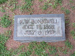 Robert W. Bonniwell