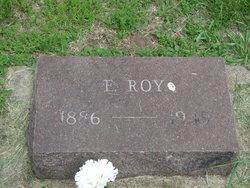Ethol Roy Barmore