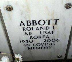 Roland Louis Abbott
