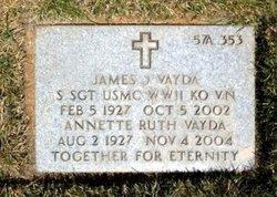 Annette Ruth <i>Vincent</i> Vayda
