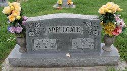 Betty Elizabeth <i>Myers</i> Applegate