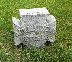Adelaide Prudence <i>Acheson</i> Beecher