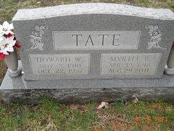 Myrtle B <i>Kellems</i> Tate