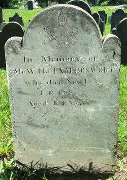 William Bosworth