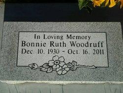 Bonnie Ruth <i>Stoddart</i> Woodruff