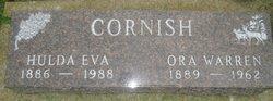 Hulda Eva Cornish