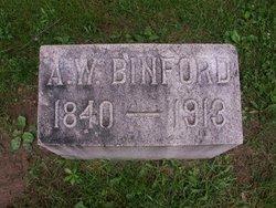 A W Binford