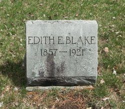 Edith E Blake