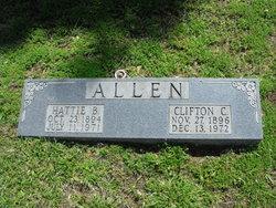 Hattie <i>Brister</i> Allen